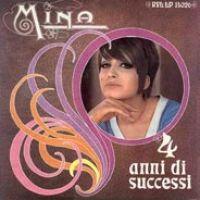 Cover Mina - 4 anni di successi