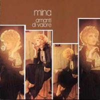 Cover Mina - Amanti di valore