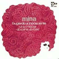 Cover Mina - Bugiardo e incosciente