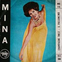 Cover Mina - Champagne twist