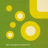 Cover Mina - Cinquemilaquarantatre