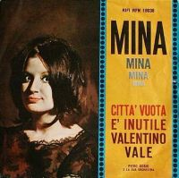 Cover Mina - Citta' vuota