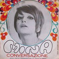 Cover Mina - Conversazione