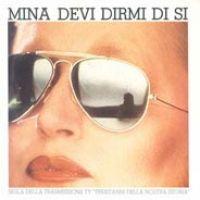 Cover Mina - Devi dirmi di si