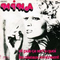 Cover Mina - Et puis ça sert à quoi