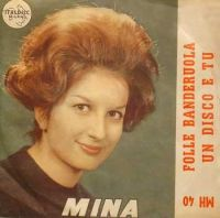Cover Mina - Folle banderuola