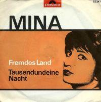 Cover Mina - Fremdes Land