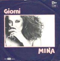 Cover Mina - Giorni