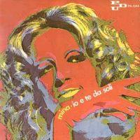 Cover Mina - Io e te da soli