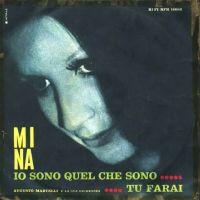 Cover Mina - Io sono quel che sono