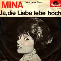 Cover Mina - Ja, die Liebe lebe hoch