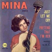 Cover Mina - Just Let Me Cry