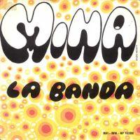 Cover Mina - La banda