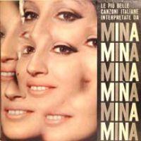 Cover Mina - La piu belle canzoni italiane