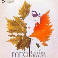 Cover Mina - Lamento d'amore