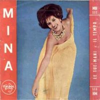 Cover Mina - Le tue mani