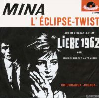 Cover Mina - L'éclipse-Twist