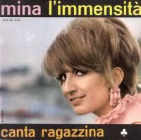 Cover Mina - L'immensità