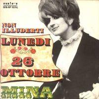 Cover Mina - Lunedì 26 ottobre