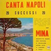 Cover Mina - Mina canta Napoli