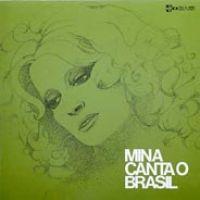 Cover Mina - Mina canta o Brasil