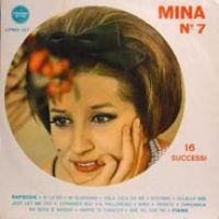 Cover Mina - Mina N°7