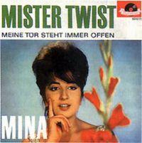 Cover Mina - Mister Twist