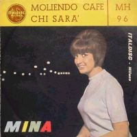 Cover Mina - Moliendo Cafe