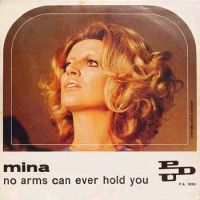 Cover Mina - No Arms Can Ever Hold You