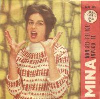 Cover Mina - Non sei felice