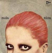 Cover Mina - Nuda