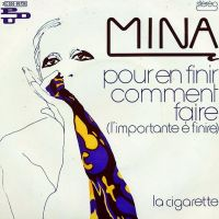 Cover Mina - Pour en finir comment faire