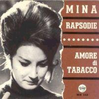 Cover Mina - Rapsodie