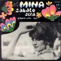 Cover Mina - Sabato sera