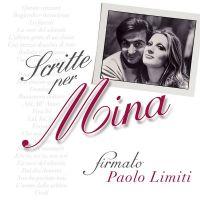 Cover Mina - Scritte per Mina - Firmato: Paolo Limiti