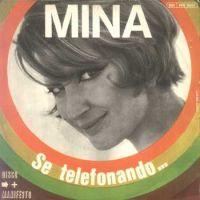 Cover Mina - Se telefonando