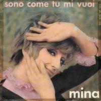 Cover Mina - Sono come tu mi vuoi