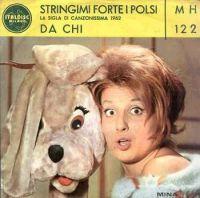 Cover Mina - Stringimi forte i polsi