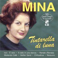 Cover Mina - Tintarella di luna - 50 grosse Erfolge - 50 successi