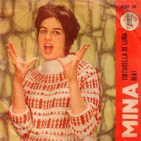 Cover Mina - Tintarella di luna