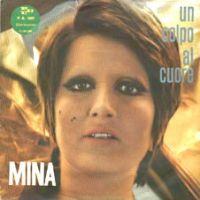 Cover Mina - Un colpo al cuore