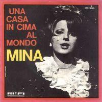 Cover Mina - Una casa in cima al mondo