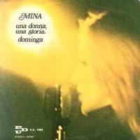 Cover Mina - Una donna, una storia