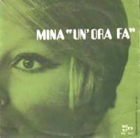 Cover Mina - Un'ora fa