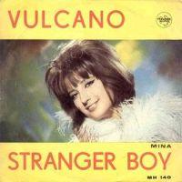 Cover Mina - Vulcano
