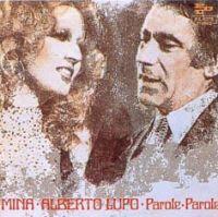 Cover Mina / Alberto Lupo - Parole... parole