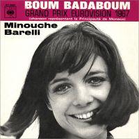 Cover Minouche Barelli - Boum badaboum