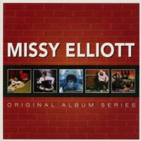 Cover Missy Elliott - Original Album Series
