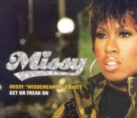 """Cover Missy """"Misdemeanor"""" Elliott - Get Ur Freak On"""