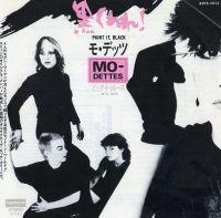 Cover Mo-Dettes - Paint It Black